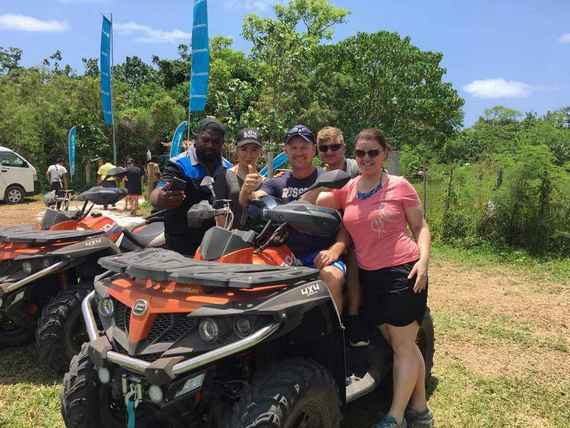 Book your ATV tours in Port Vila