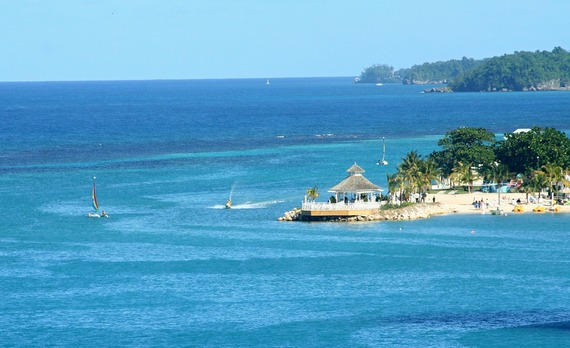 Tropical holidays paradise in Port Vila