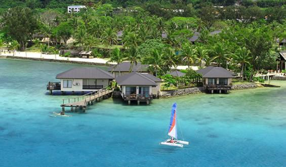 Le Lagon Resort in Port Vila