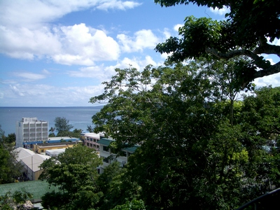 Harbour front hotel in Port Vila