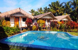 Worawia Resort Mele bungalows
